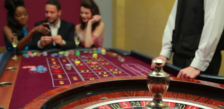 Online Gambling - Relax, It is Play Time!